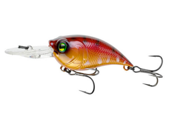 6th Sense Fishing Curve 55 Mud Bug Red