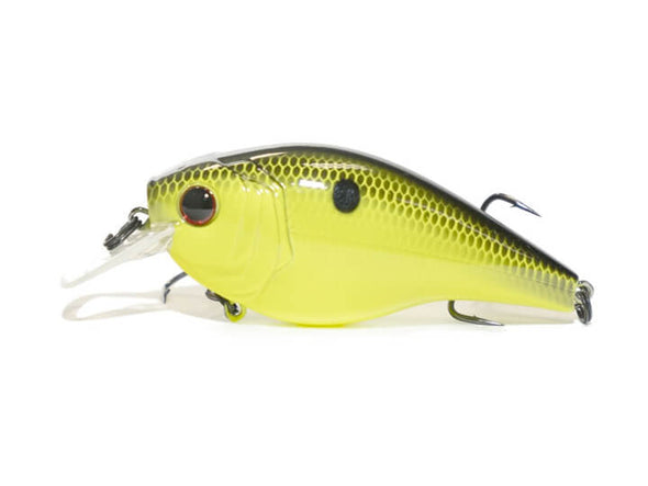 6th Sense Fishing Cloud 9 Mini Mag Chartreuse Black Back