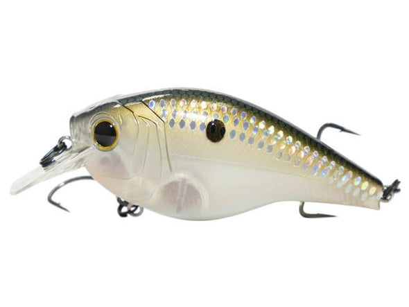 6th Sense Fishing Cloud 9 Mini Mag Ghost Shad Scales