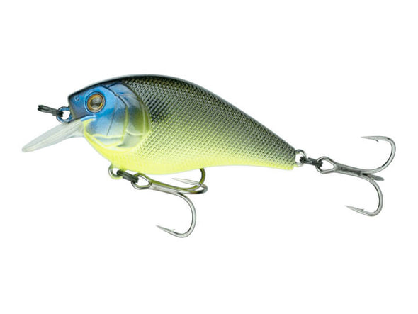 6th Sense Fishing Crush 50X Squarebill Crankbait Green Pumpkin Gill