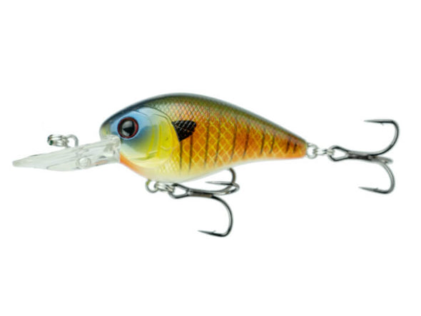 6th Sense Fishing Crush Mini 25MD Crankbait Custom Bluegill