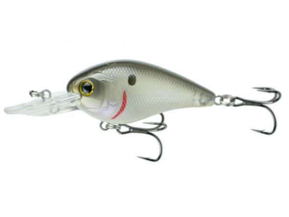 6th Sense Fishing Crush Mini 25MD Crankbait Ghost Pro Shad
