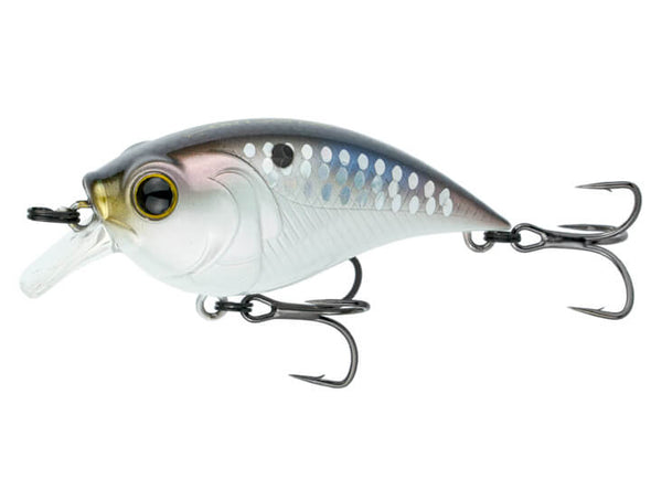 6th Sense Fishing Curve Finesse Squarebill Shad Scales