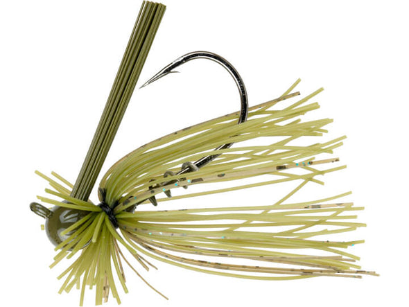 6th Sense Fishing Divine Ball Head Finesse Jig Green Pumpkin Legend