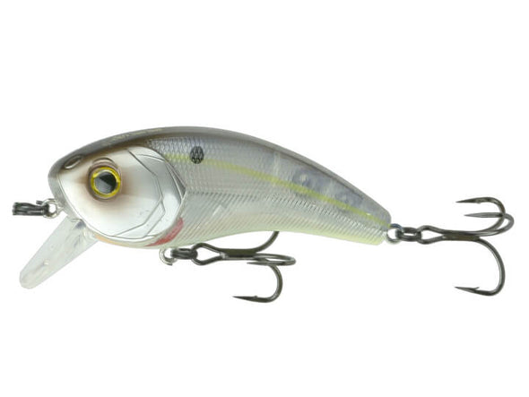 6th Sense Movement 80X Chrome Treuse Shad