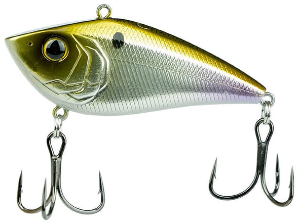 6th Sense Fishing Snatch 70X Lipless Crankbait Chrome Shiner