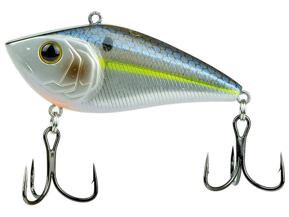 6th Sense Fishing Snatch 70X Lipless Crankbait Chrome Threadfin