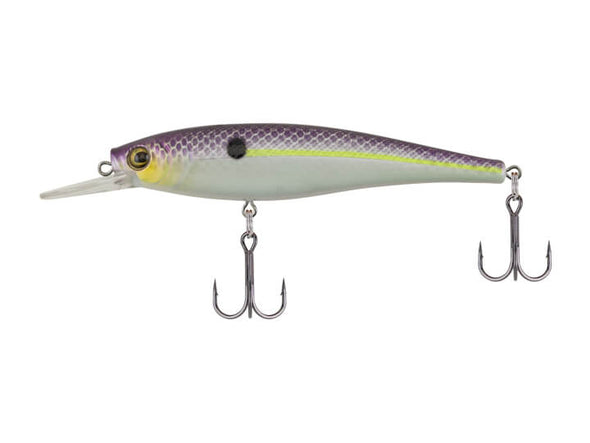 Berkley Cutter 90+ Jerkbait Purple Glimmer