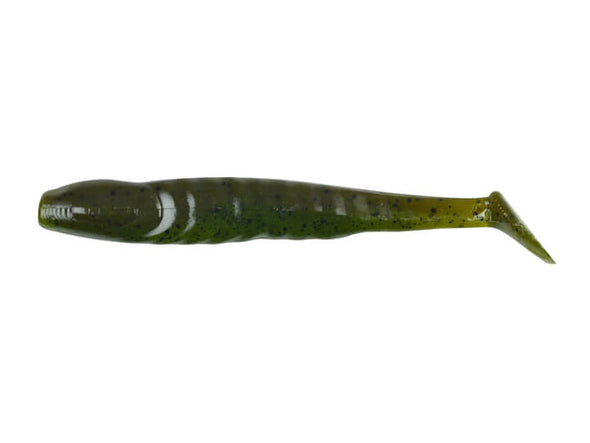 Berkley Powerbait Grass Pig Swimbait Green Pumpkin Watermelon