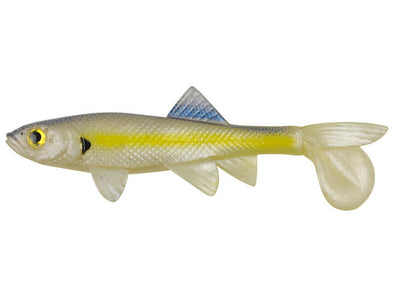 Berkley PowerBait Sick Fish Chartreuse Shad