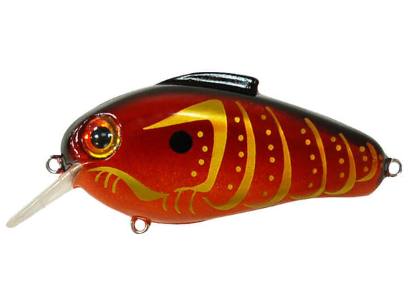 Bill Lewis Echo 1.75 Rayburn Red Craw