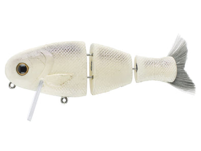 Mike Bucca Bull Shad 4x4 Swimbait Dirty Bone