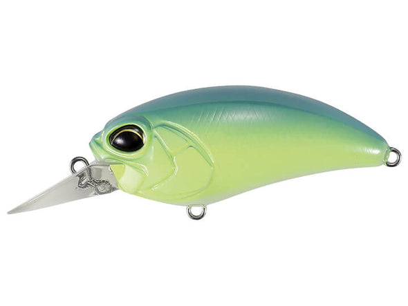 DUO Realis Crank M62 5A Chartreuse Blues
