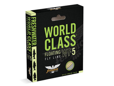 Fenwick World Class Freshwater All Purpose Fly Line