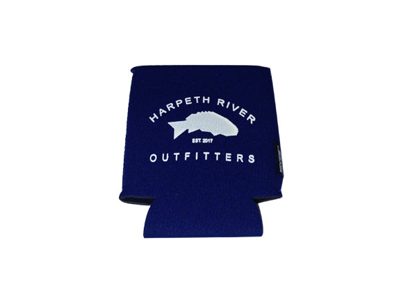 Harpeth River Outfitters Koozie Navy