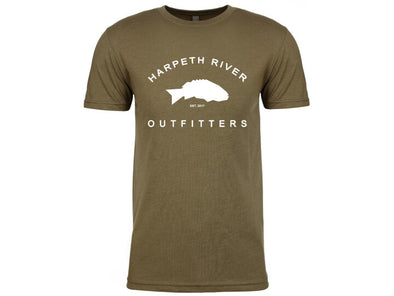 Harpeth River Outfitters Banner T-Shirt