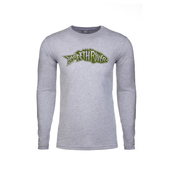 Harpeth River Smallmouth Long Sleeve T-Shirt