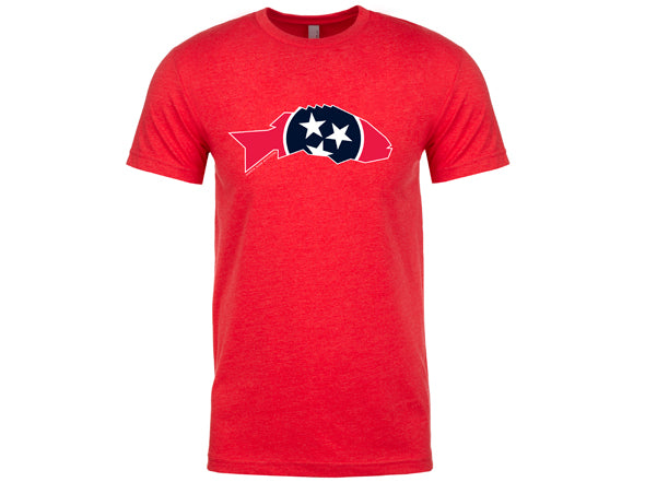 State Series Smallmouth Bass T-Shirt - Tennessee
