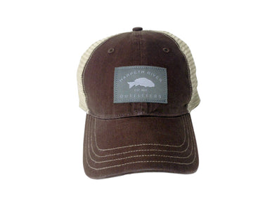 Harpeth River Outfitters Logo Cap Brown