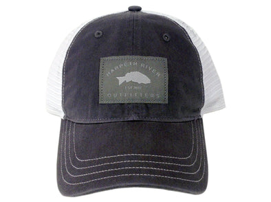 Harpeth River Outfitters Logo Cap Gray
