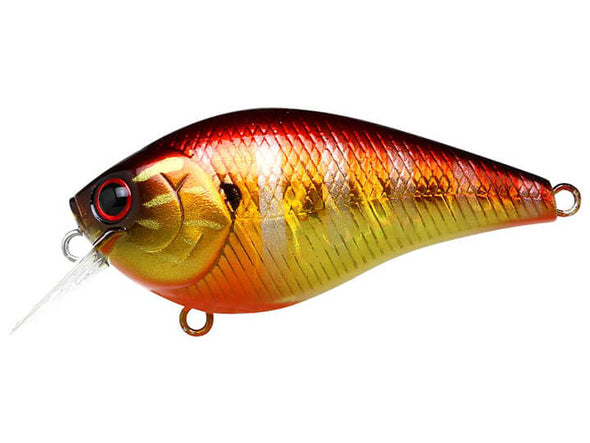 Lucky Craft LC Silent Squarebill Magma Heat Up Gill