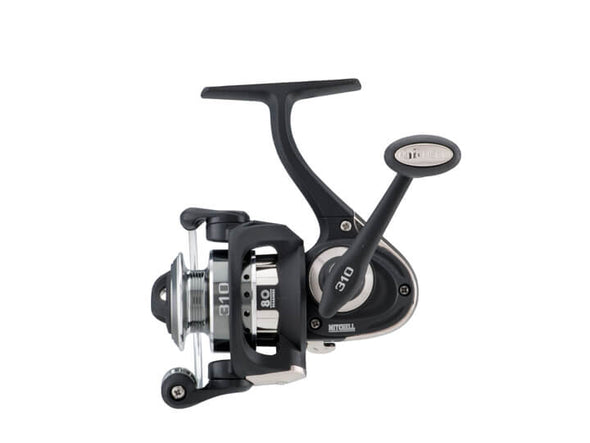 Mitchell 300 Series Spinning Reel Side