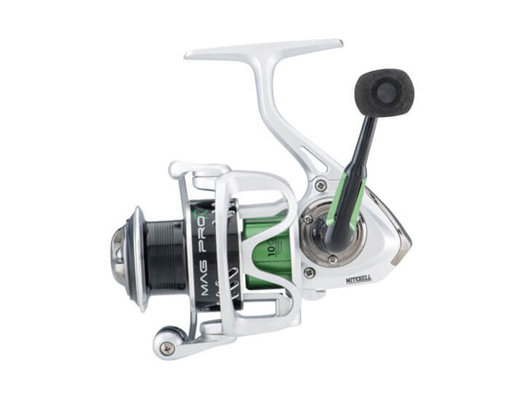 Mitchell Mag Pro R Spinning Reel Side