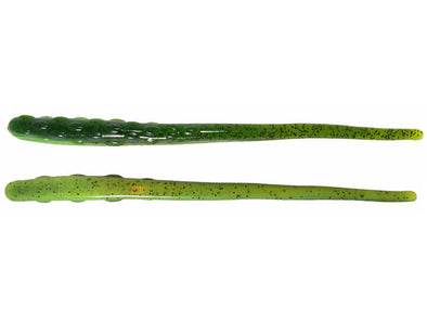 PowerTeam Lures Finicky Tickler Finesse Worm Melon Mix