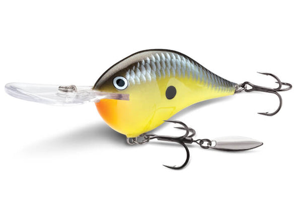 VMC Bladed Hybrid Short Shank Treble Hook