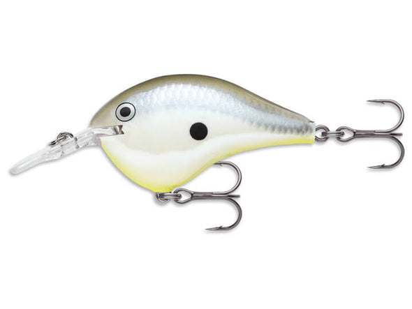 Mike Iaconelli Custom Ink Rapala DT Series Disco Shad