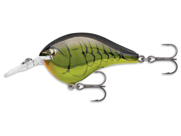 Mike Iaconelli Custom Ink Rapala DT Series Mardi Gras