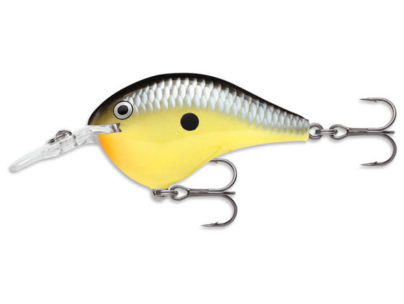 Mike Iaconelli Custom Ink Rapala DT Series Old School