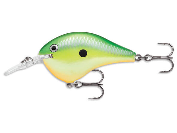 Mike Iaconelli Custom Ink Rapala DT Series Rasta