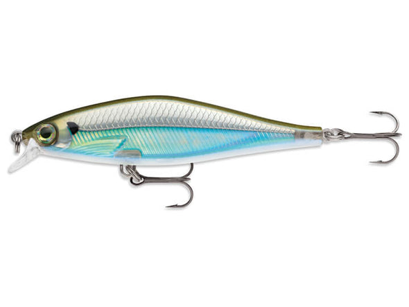 Rapala Shadow Rap Shad Jerkbait Moss Back Shiner