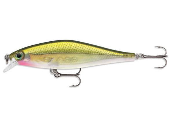 Rapala Shadow Rap Shad Jerkbait Olive Green