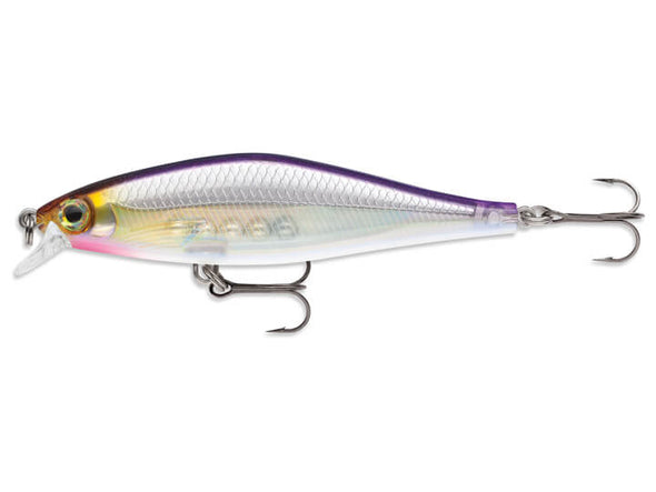 Rapala Shadow Rap Shad Jerkbait Purpledescent