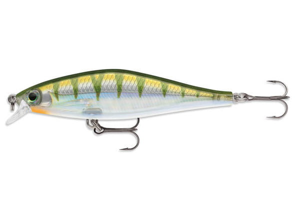 Rapala Shadow Rap Shad Jerkbait Yellow Perch