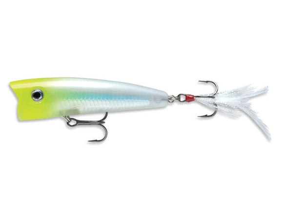 Rapala X-Rap Pop Chartreuse Ghost