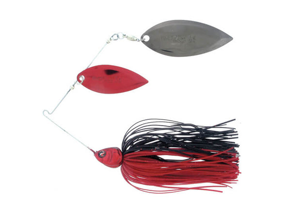 River2Sea Bling Double Willow Spinnerbait Cold Blooded