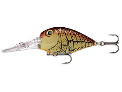 Storm Deep Rattlin Flat Wart Brown Craw
