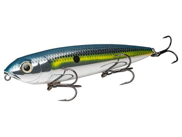 Strike King KVD Sexy Dawg Chrome Sexy Shad