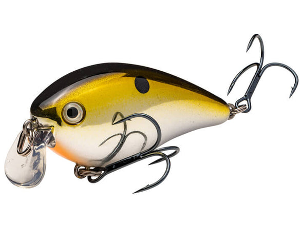 Strike King KVD Shallow Runner 1.5 Gold Black Back