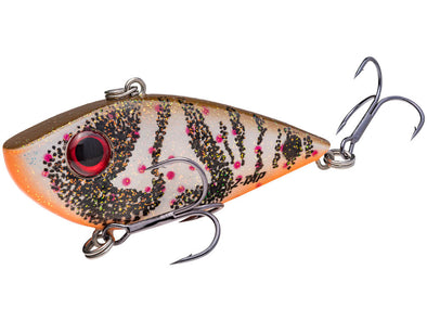 Strike King Red Eyed Shad Tungsten 2-Tap Albino Craw