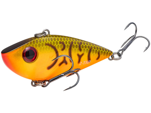 Strike King Red Eyed Shad Tungsten 2-Tap Orange Belly Craw