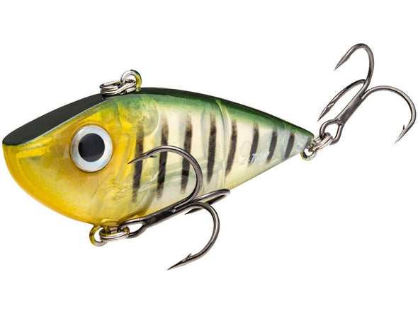 Strike King Red Eyed Shad Tungsten 2-Tap Phantom Perch