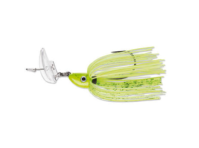 Terminator Shuddering Bait Dirty Chartreuse Shad