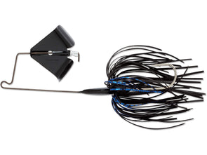 Terminator Super Stainless Buzzbait Black Blue