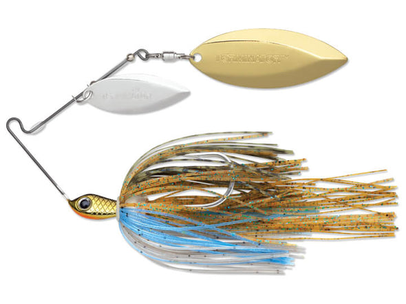 Terminator Super Stainless Spinnerbait Bluegill