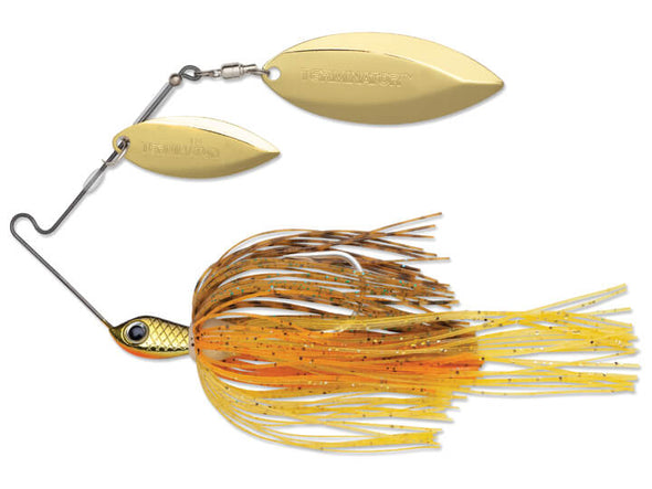 Terminator Super Stainless Spinnerbait Pumpkinseed
