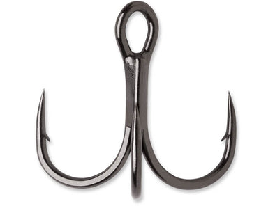 VMC Hybrid 1X Strong Short Shank Treble Hook